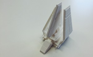 Star Wars Imperial Shuttle Model