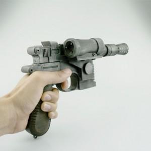 Han Solo Blaster Model