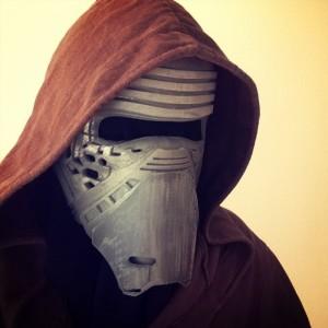 Kylo Rens Star Wars Helmet