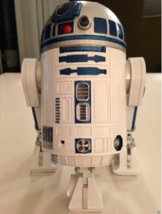 R2 D2 Droid 3d Model