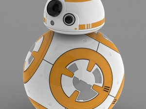 Star Wars BB-8 Droid Model
