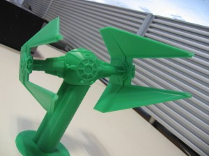 Star Wars Tie Fighter 3d print model