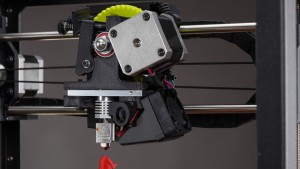 Lulzbot Mini extruder handles high temperatures