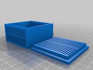 3d printed Desiccant box