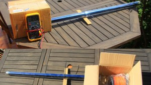 Solar powered filament drier box
