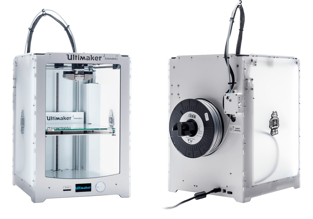 Ultimaker 2 Extended+ Feed System