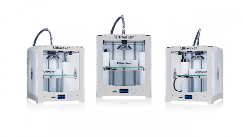 UIltimaker 2 3d Printer Family